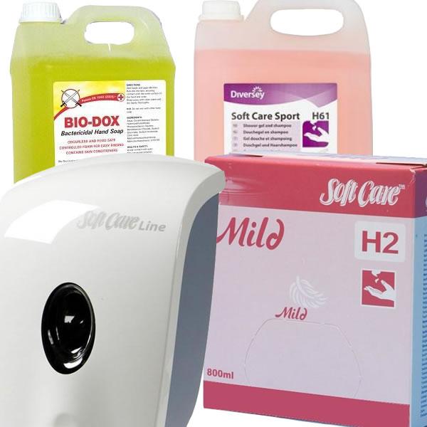 Soap & Dispensers