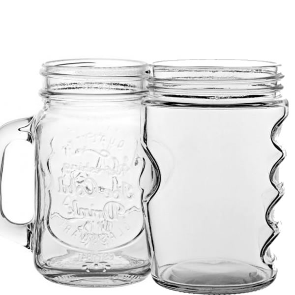 Drinkging Jars & Punch Barrel
