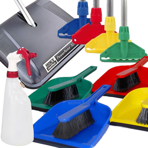 Janitorial Equipment & Products