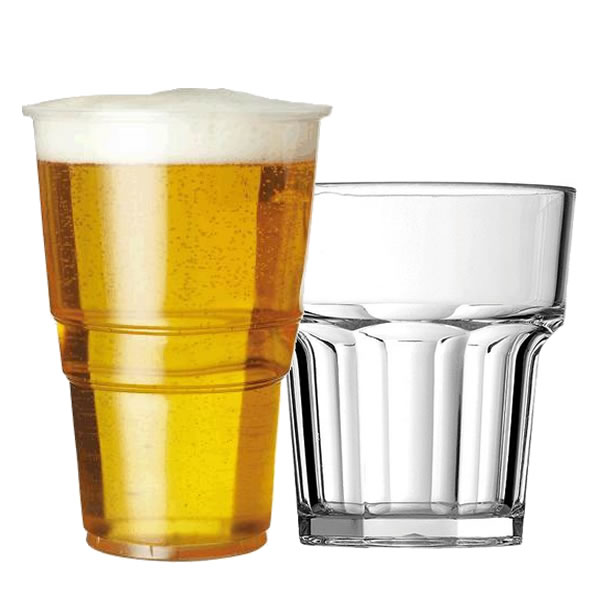 Polycarbonate & Disposable Glassware