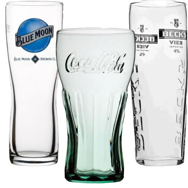 Branded Glassware