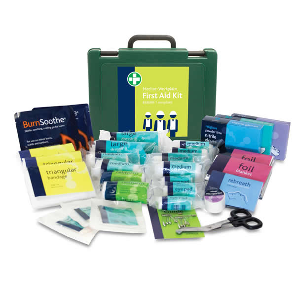Regulatory First Aid Kits
