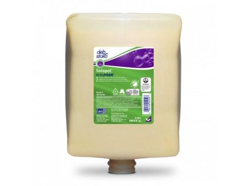 HAND SOAP FOAM GRITTY DEB 3.25LT