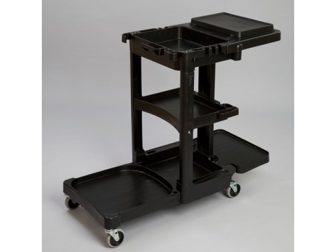 CART JANITORIAL RUBBERMAID
