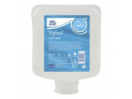 HAND WASH FOAM DEB CLEAR 1LT