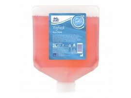 HAND WASH FOAM DEB ROSE 2LT