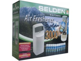 STARTER PACK AIR FRESHNR SYSTEM 3000 AUTO