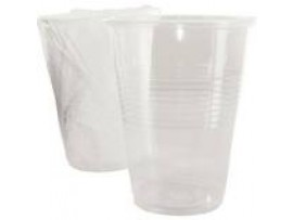 GLASS DISPOSABLE TUMBLER WRAPPED 9oz