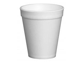 CUP POLYSTYRENE 8OZ