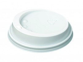 LID DOMED SIP FOR 10 / 12OZ CUP