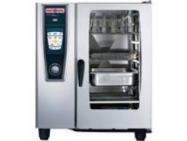 COMBI RATIONAL 10 GRID SELF COOK CENTRE