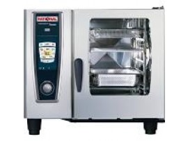 COMBI RATIONAL 6 GRID SELF COOK CENTRE