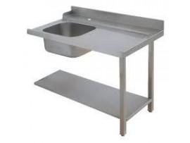 HOBART INBOUND DISHWASH TABLE 1200MM