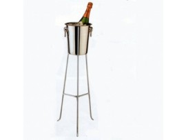 WINE COOLER STAND FOLDABLE