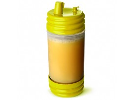 POURMASTER LOW PROFILE TOP YELLOW 0.9LT
