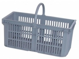 CARRIER MULTI PURPOSE / GLASS CADDY BASKET
