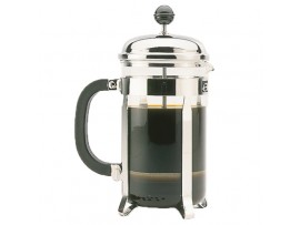 COFFEE AND TEA MAKER CHROME 1.5LT