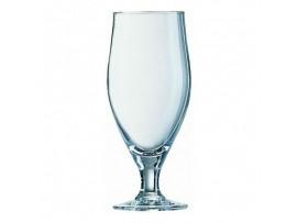 GLASS BEER CERVOISE 13.5oz
