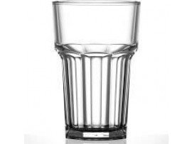 GLASS TUMBLER POLYCARBONATE REMEDY 10oz CE