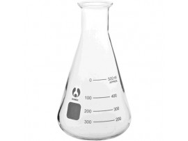 FLASK CONICAL 500ML