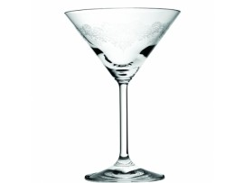 FILIGREE MARTINI GLASS 6.25OZ/150MM
