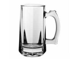 BREMEN TANKARD GLASS 12.5OZ