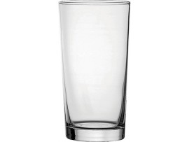 CONICAL GLASS BEER CE 20OZ