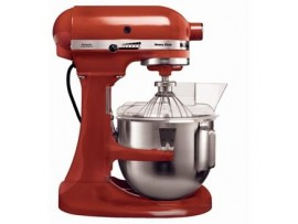 MIXER FOOD KITCHEN AID K5 RED 4.8LT