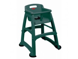 BABY CHAIR STURDY GREEN