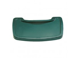 BABY CHAIR STURDY TRAY GREEN