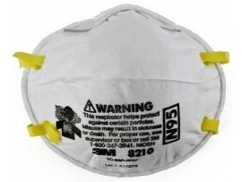 MASK SINGLE USE RESPIRATOR