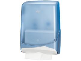 DISPENSER HAND TOWEL S/FOLD BLUE