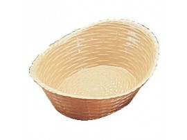 BAR BASKET POLY BROWN