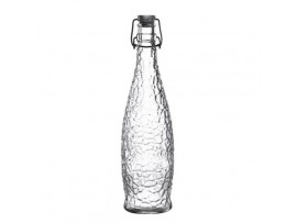 BOTTLE GLACIER WITH A CLEAR CLIP LID 1L