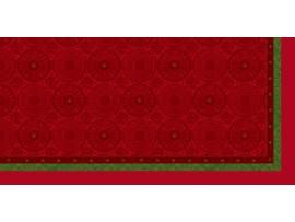 FESTIVE CHARME RED SLIPCOVER DSILK+ 84CM