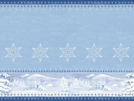 SNOWLAND PLACEMATS D-CELL 30X40 CM