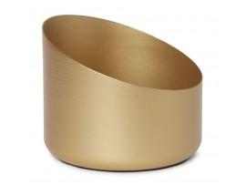 CANDPLATE METAL 70X85MM FRANS GOLD
